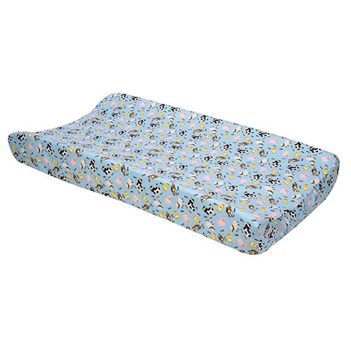 Trend Lab Baby Barnyard Changing Pad Cover