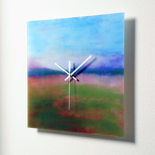 "HangTime Designs 15"" Solitude Wall Clock"