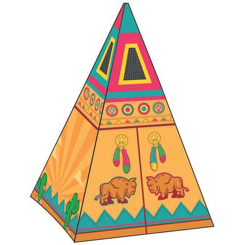 Pacific Play Tents Santa Fe Giant Tee Pee Tent