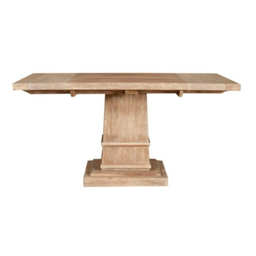 Hudson Square Extension Dining Table in Stone Wash