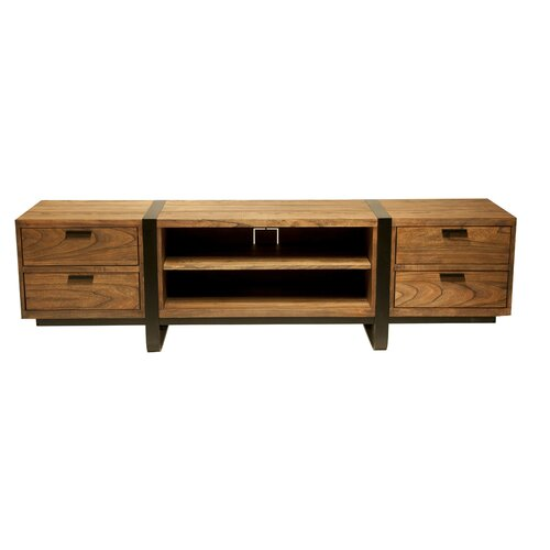 "Orient Express Furniture Santa Fe 71"" TV Stand"