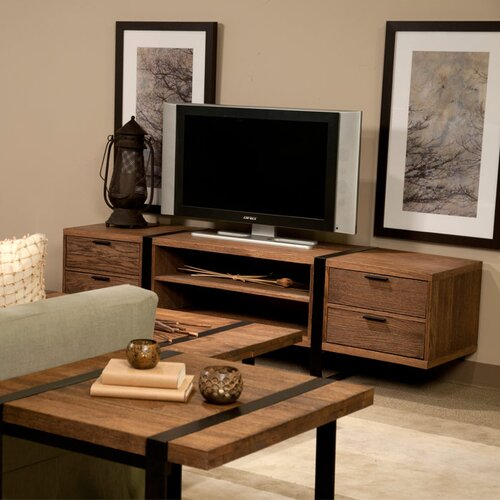 "Orient Express Furniture Santa Fe 71"" TV Stand"