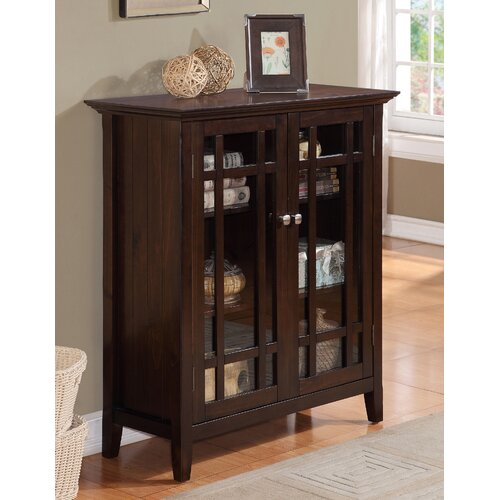 Bedford Storage Media Cabinet and Buffet