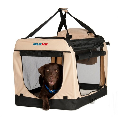 Lodge Soft Pet Crate