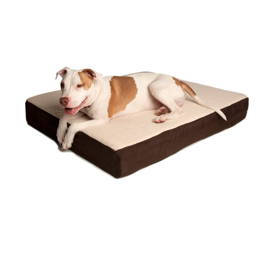 Triple Support Orthopedic Dog Pillow