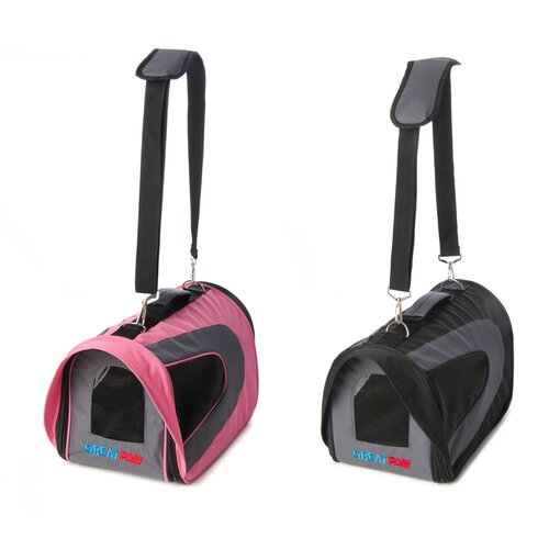 Great Paw Intrepid Soft Pet Carrier