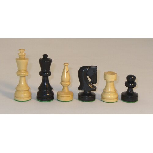 Chopra Black Russian Chessmen