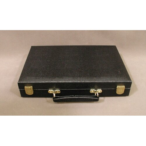 Play All Day Games 200 Chip Attache Case