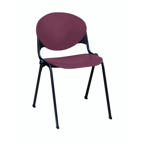 KFI Seating Plastic Stacking Chair