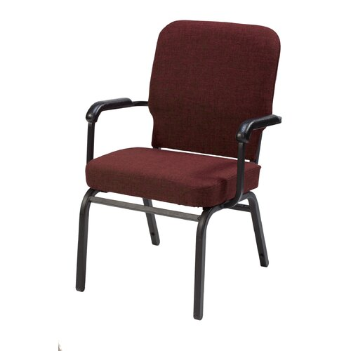 KFI Seating 1040 Series Heavy Duty Arm Stack Chair