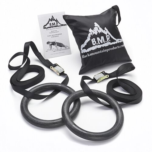 Black Mountain Products Multi-Use Gymnastics Rings