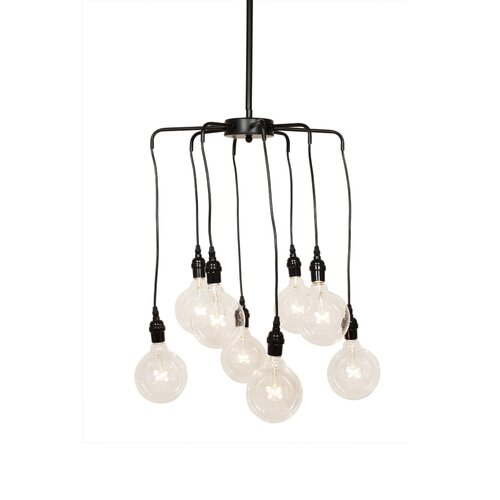 Oregrund 8 Light Pendant