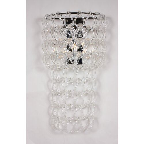 Linnea 3 Light Crystal Chandelier