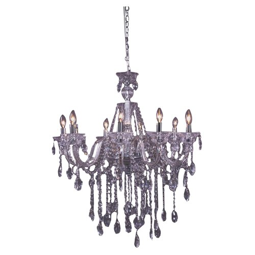 Control Brand Octopussy 10 Light Chandelier