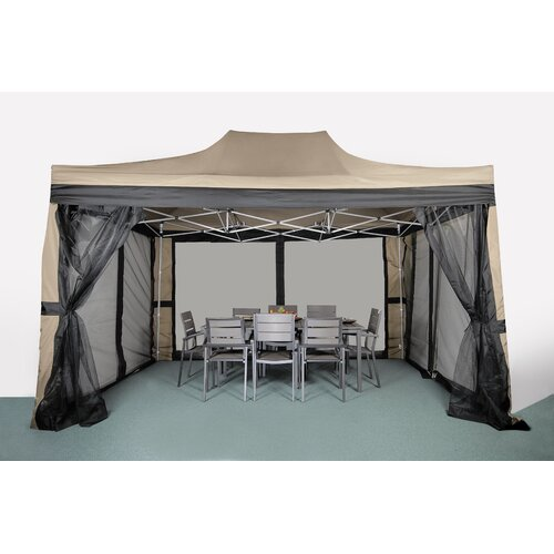 Pop-Up 10' H x 15' W Gazebo