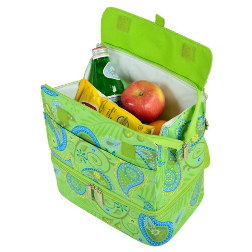 Paisley Lunch Cooler