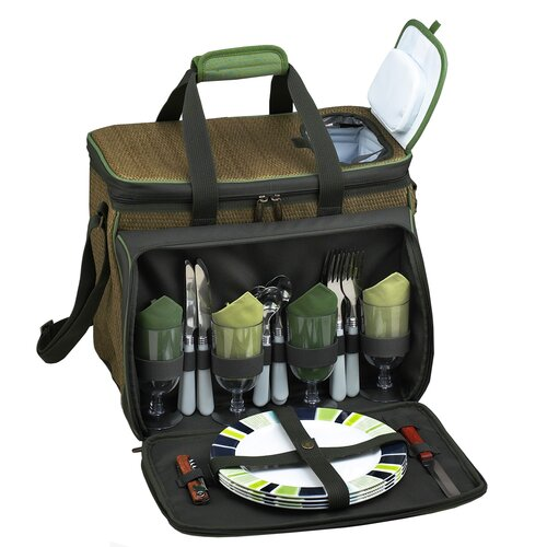 Picnic At Ascot Eco Picnic Cooler for Four