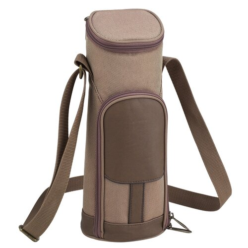 Picnic At Ascot New Hudson Single Bottle Tote
