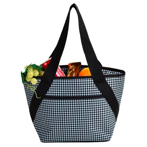 Picnic At Ascot Houndstooth Lunch Cooler