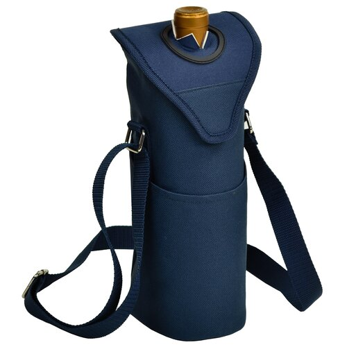 Picnic At Ascot Single Bottle Carrier