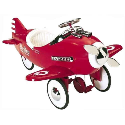 Airflow Collectibles Sky King Pedal Airplane