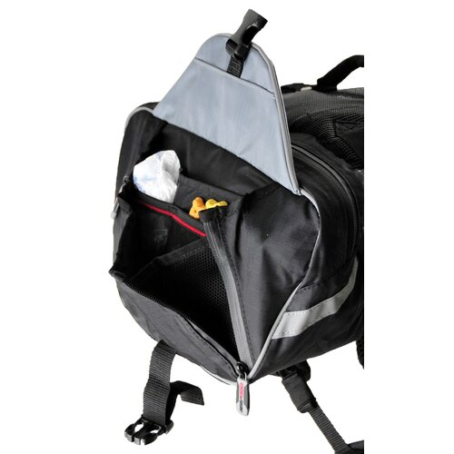 EZYDog Summit Backpack in Black
