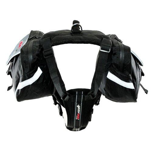 EZYDog Summit Backpack in Black