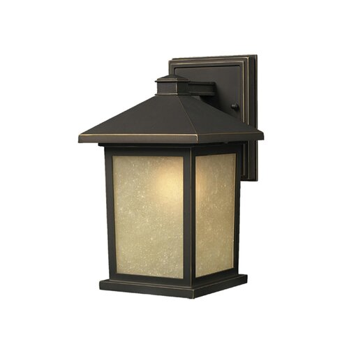 Z-Lite Holbrook 1 Light Outdoor Wall Lantern
