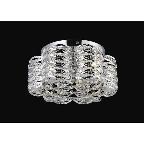 Adara 3 Light Crystal Chandelier