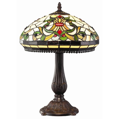 "Z-Lite Templeton 17"" H Table Lamp"