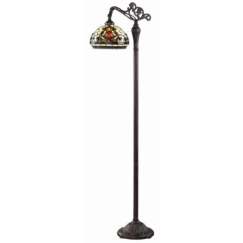Z-Lite Templeton 1 Light Bridge Floor Lamp