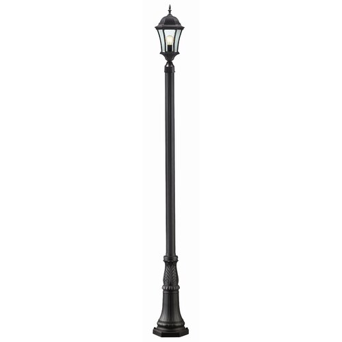 "Z-Lite Wakefield 1 Light 118"" Outdoor Post Lantern Set"