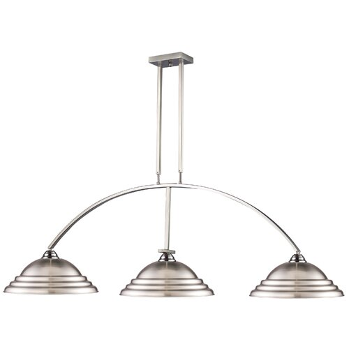 Martini 3 Light Pendant