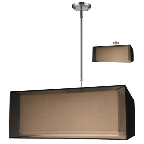 Z-Lite Nikko 3 Light Pendant