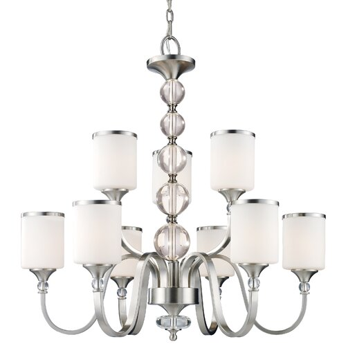 Cosmopolitan 9 Light Chandelier