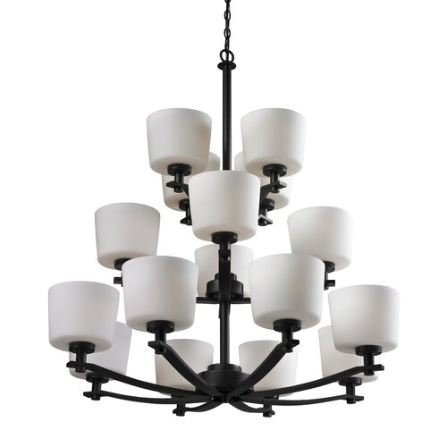 Z-Lite Arlington 16 Light Chandelier