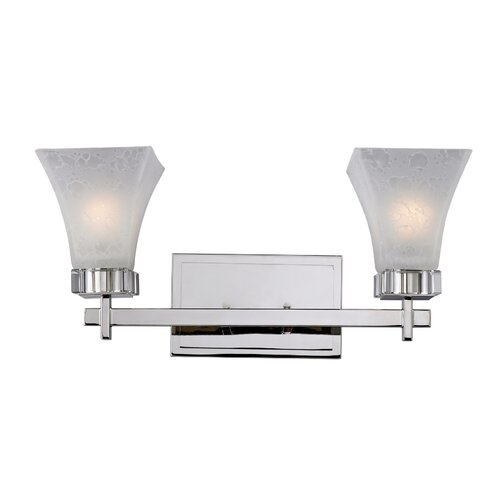 Z-Lite Pershing 2 Light Bath Vanity Light