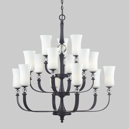 Z-Lite Harmony 15 Light Chandelier