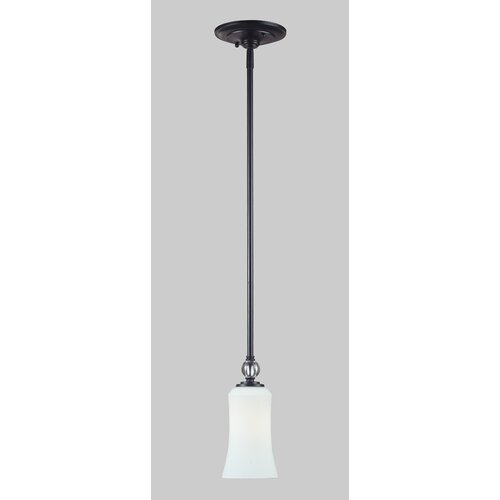 Z-Lite Harmony 1 Light Mini Pendant