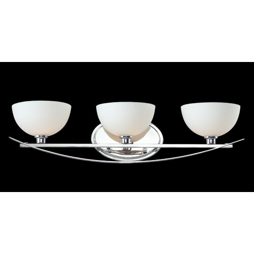 Z-Lite Ellipse 3 Light Bath Vanity Light