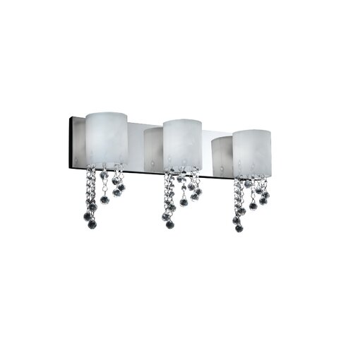 Z-Lite Jewel 3 Light Vanity Light
