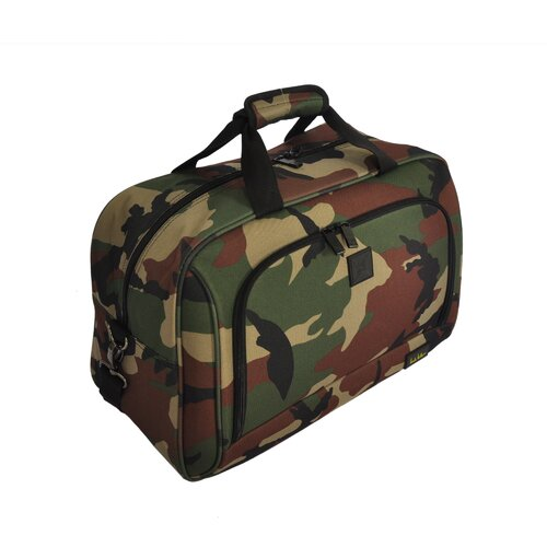 Camo Carry-On Duffel
