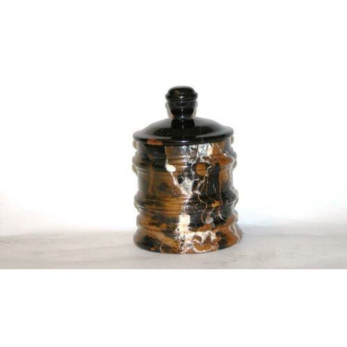 Nature Home Decor Michelangelo Marble Canister