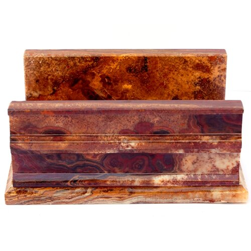 Nature Home Decor Onyx Towel Holder