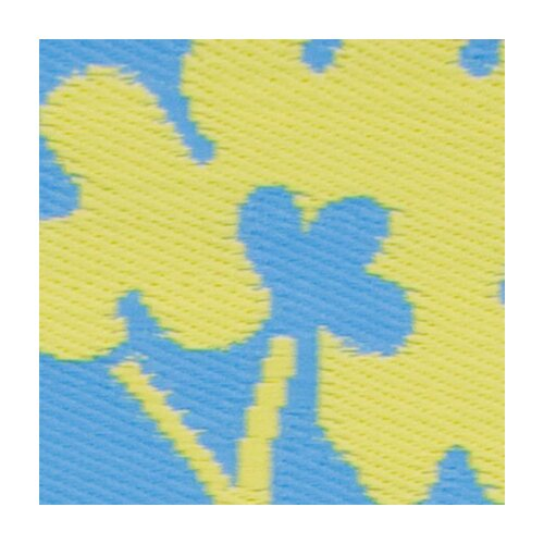 World Rug Gallery Florida Turquoise Area Rug Reviews: Fab Rugs World Oslo Turquoise/Lemon Yellow Indoor/Outdoor