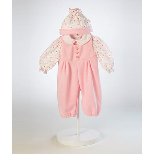 "Adora Dolls 20"" Baby Doll Sweetheart Costume"