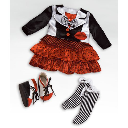 "Adora Dolls 18"" Doll - Kisses Outfit / Shoes"