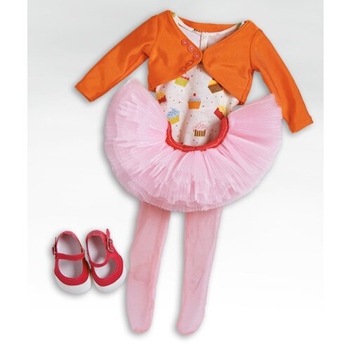 "Adora Dolls 18"" Doll - Cupcake Couture Outfit / Shoes"