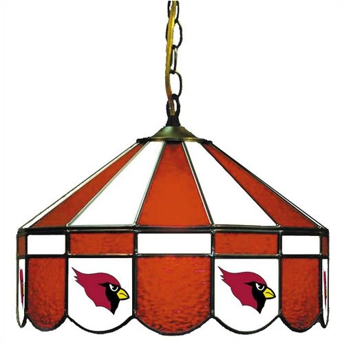 Imperial NFL Team Logo Stained Glass Pub Light
