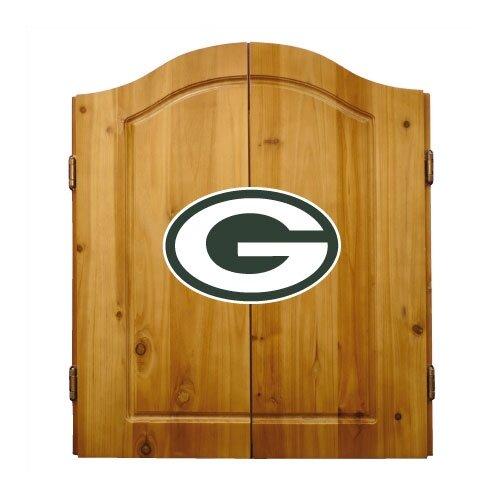 Imperial NFL Team Logo Complete Dart Cabinet Set